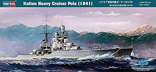 Hobby Boss Italian Heavy Cruiser Pola (86502)