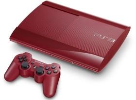 Sony PlayStation 3 Super Slim - 12GB rot