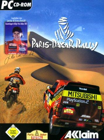 Paris Dakar Rally (deutsch) (PC) -- via Amazon Partnerprogramm