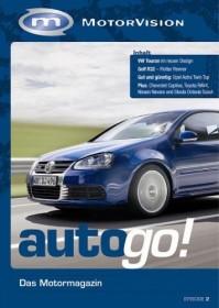 Motorvision: Auto Go Vol. 2 (DVD)
