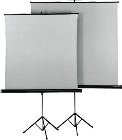 Hama stand screen 125x125cm Duo (18792)