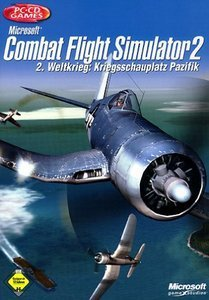 Combat Flight Simulator 2 (niemiecki) (PC) (708-00187)