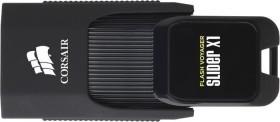 Corsair Flash Voyager Slider X1 256GB, USB-A 3.0 (CMFSL3X1-256GB)