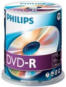 Philips DVD-R 4.7GB, 100er-Pack (DM4S6B00F)