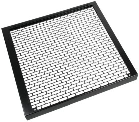Watercool MO-RA3 360 fan mounting frame Classic black (22051)