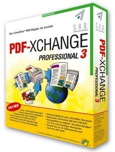 S.A.D.: PDF-Xchange 3 Professional (deutsch) (PC)