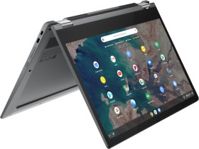 Lenovo IdeaPad Flex 5 Chromebook 13IML05 Graphite Grey, Celeron 5205U, 4GB RAM, 64GB Flash (82B8000XGE)