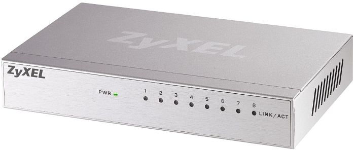 ZyXEL Dimension GS-108B v2, 8-Port (GS-108BV2-EU0101F)