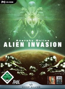 Anarchy Online - Alien Invasion (Add-on) (MMOG) (niemiecki) (PC)