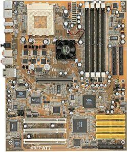 ABIT AT7 Bundle mit 512MB Corsair PC3200
