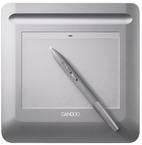 Wacom Bamboo One A6, USB (CTF-430) (various layouts)
