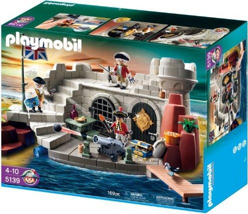 playmobil Pirates - Soldatenfestung mit Schatzverlies (5139) -- via Amazon Partnerprogramm