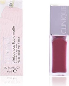 Clinique Pop liquid mat Lip Colour and Primer Candied Apple Pop, 6ml