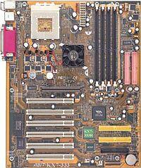 ABIT KX7-333R, AMD XP 2000+, Corsair XMS3000 256MB, Thermalright AX7