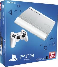 Sony PlayStation 3 Super Slim - 12GB weiß