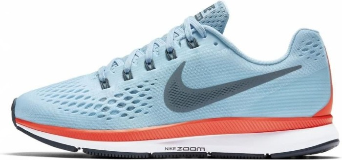 0f3b77a29683 Nike Air zoom Pegasus 34 ice blue bright crimson white blue fox (men) ( 880555-404) starting from £ 80.72 (2019)