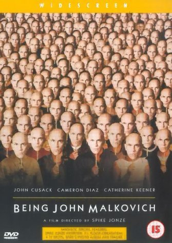Being John Malkovich (UK) -- via Amazon Partnerprogramm