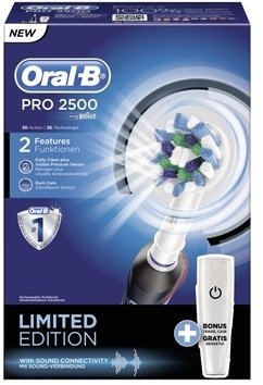 Braun Oral-B PRO 2500 Black (100775) -- via Amazon Partnerprogramm
