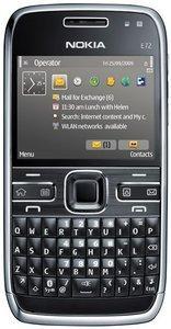 Nokia E72 mit Branding