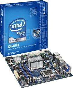 Intel Media Series DG45ID