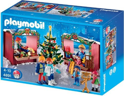 playmobil weihnachten weihnachtsmarkt 4891 ab 39 90. Black Bedroom Furniture Sets. Home Design Ideas