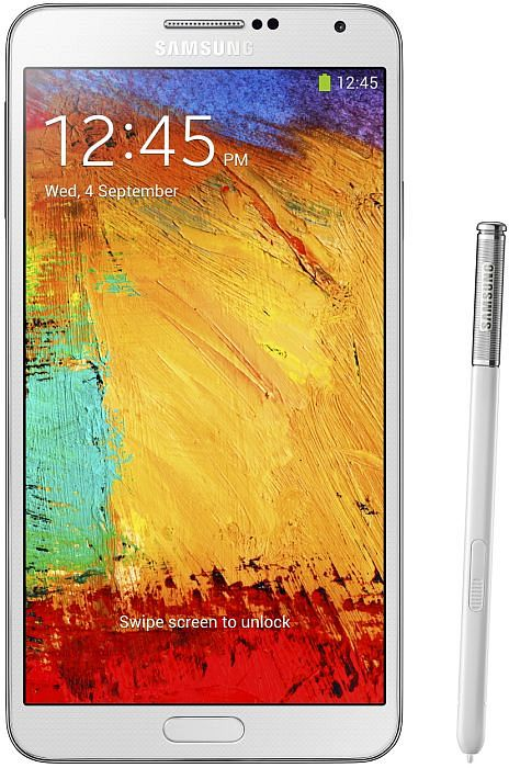 Samsung Galaxy Note 3 N9005 32GB white