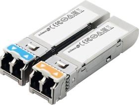 Edimax Pro MG10 Serie 10G LAN-Transceiver, LC-Duplex SM 10km, SFP+ (MG-10GAS1)