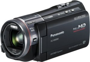 Panasonic HC-X900M black (digital)