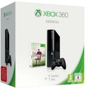 Microsoft New Xbox 360 Slim E - 500GB Fifa 15 Bundle