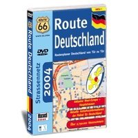 ROUTE 66 - route Germany 2004 - DVD (MAC)