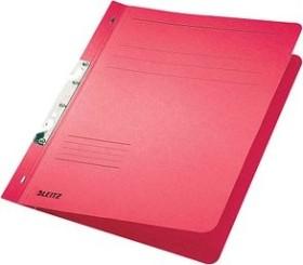 Leitz Schlitzhefter A4, voller Vorderdeckel, rosa, 50er-Pack (37460025#50)