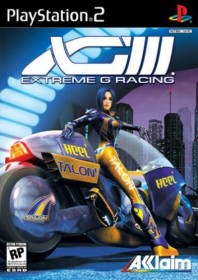 XG3: Extreme-G Racing (PS2)