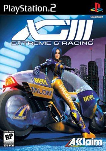 XG3: Extreme-G Racing (German) (PS2) -- via Amazon Partnerprogramm