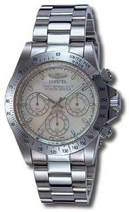 Invicta Speedway Chronograph GS-Series (9417, 9418, 9419)