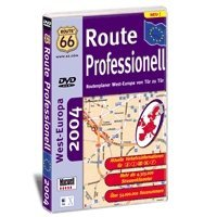 ROUTE 66 - Trasa Professional 2004 - DVD (MAC)