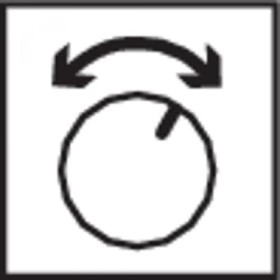 Berker Abdeckplatte für Drehdimmer/Drehpotenziometer, polarweiß matt (11309909)