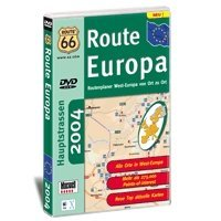 ROUTE 66 - Trasa Europa 2004 - DVD (MAC)