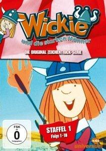 Wickie und die starken Männer Staffel 1 (Folgen 1-18)