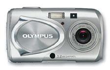 Olympus µ 300 digital (various bundles)