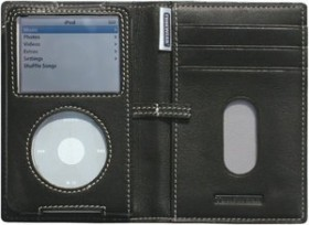 Tunewear Prie Tunewallet Lederetui für iPod 5G (verschiedene Farben)