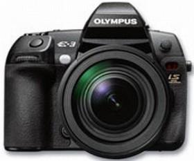 Olympus E-3 schwarz mit Objektiv 14-35mm 2.0 SWD (E0414138)