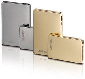 "Toshiba Stor.E Steel titan 160GB, 1.8"", USB 2.0 (PA4143E-1HA6)"