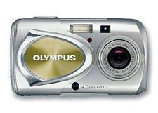 Olympus µ 400 cyfrowy (różne zestawy)