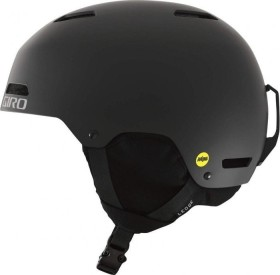 Giro Ledge MIPS Helm matt schwarz