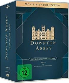 Downton Abbey - Die komplette Serie (DVD)