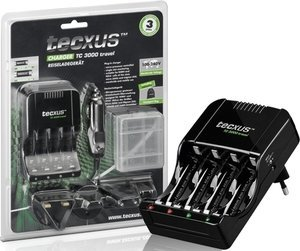Tecxus TC 3000 travel charger (23747)