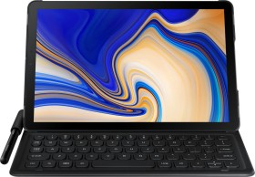 Samsung EJ-FT830 Book Cover Keyboard for Galaxy Tab S4, UK (EJ-FT830BBEGGB)
