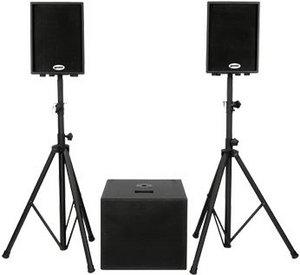 Gemini XTR-500 speakers-System