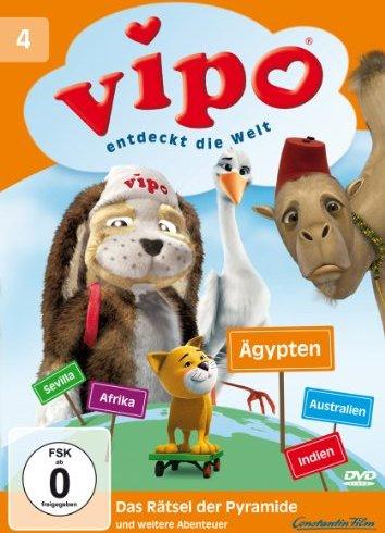 Vipo entdeckt die Welt Vol. 4 -- via Amazon Partnerprogramm