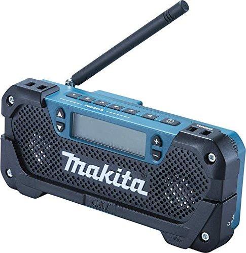 Makita MR052 construction site radio solo from £ 39 95